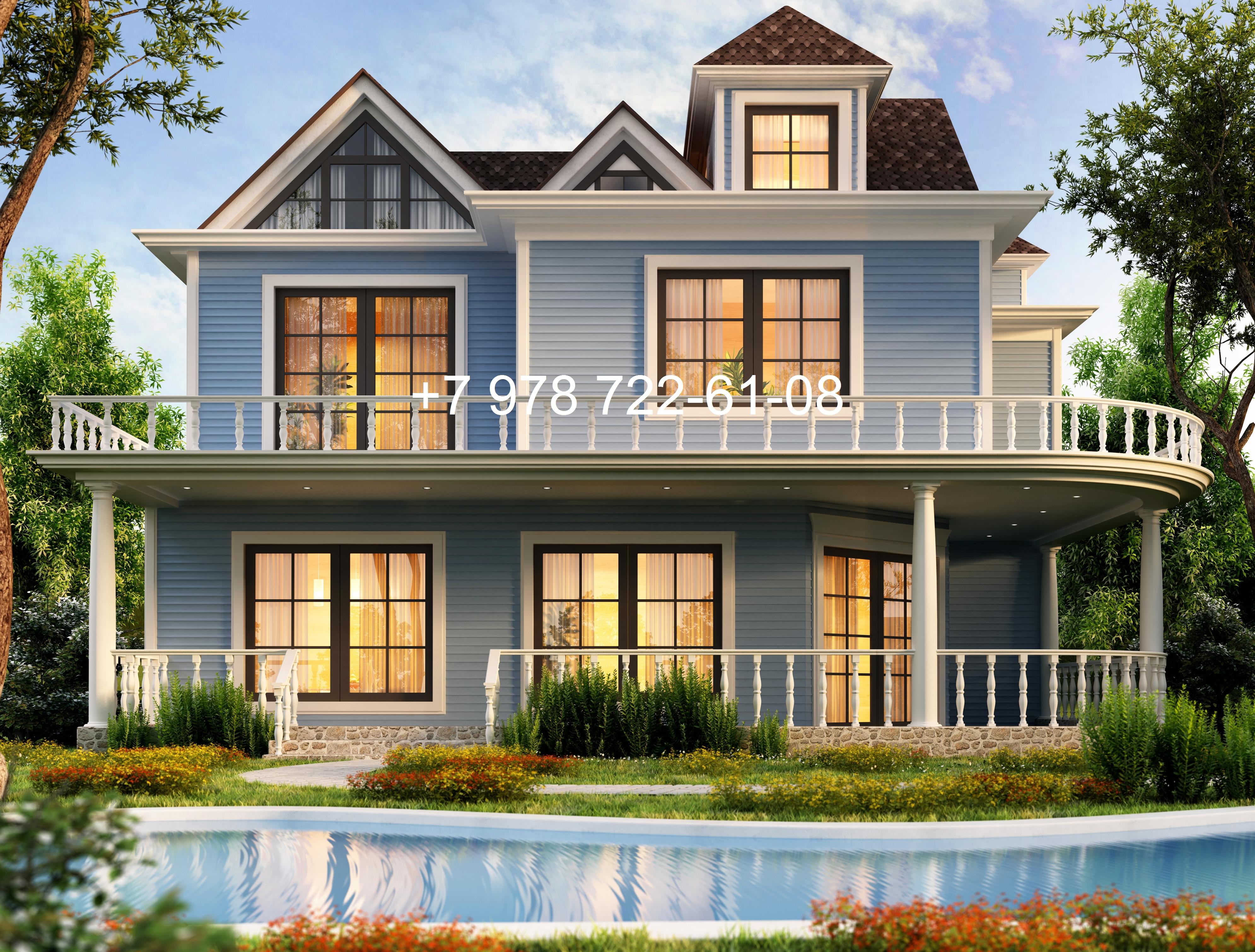 Проекты семейный домов 24 фотография