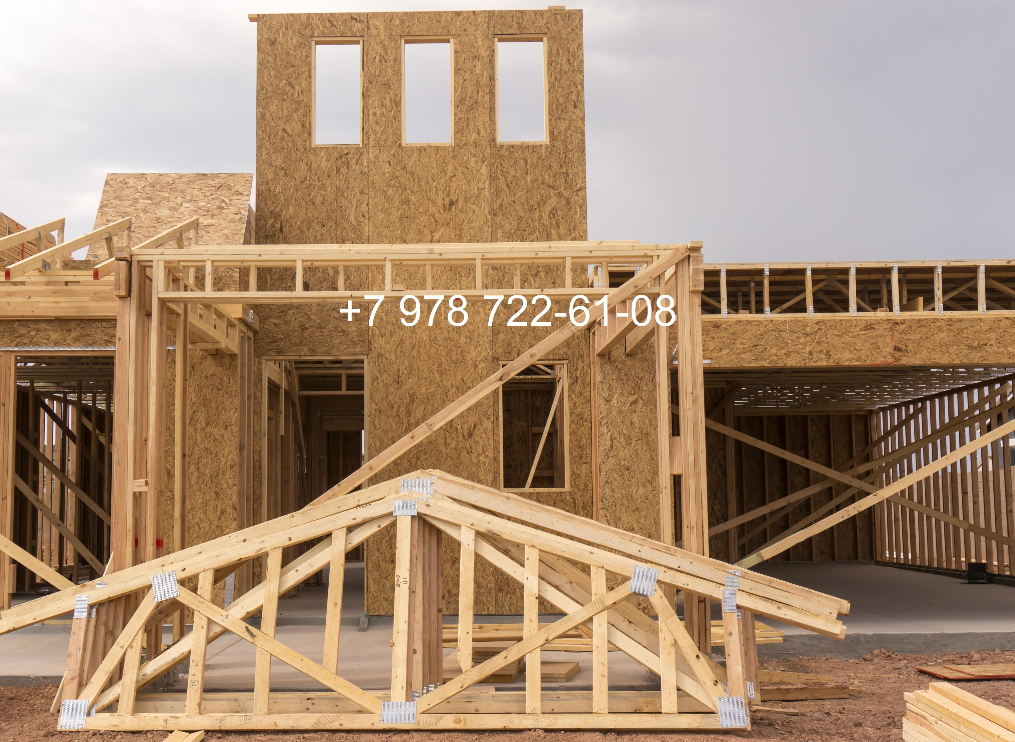 Как построить дом по канадской технологии своими руками