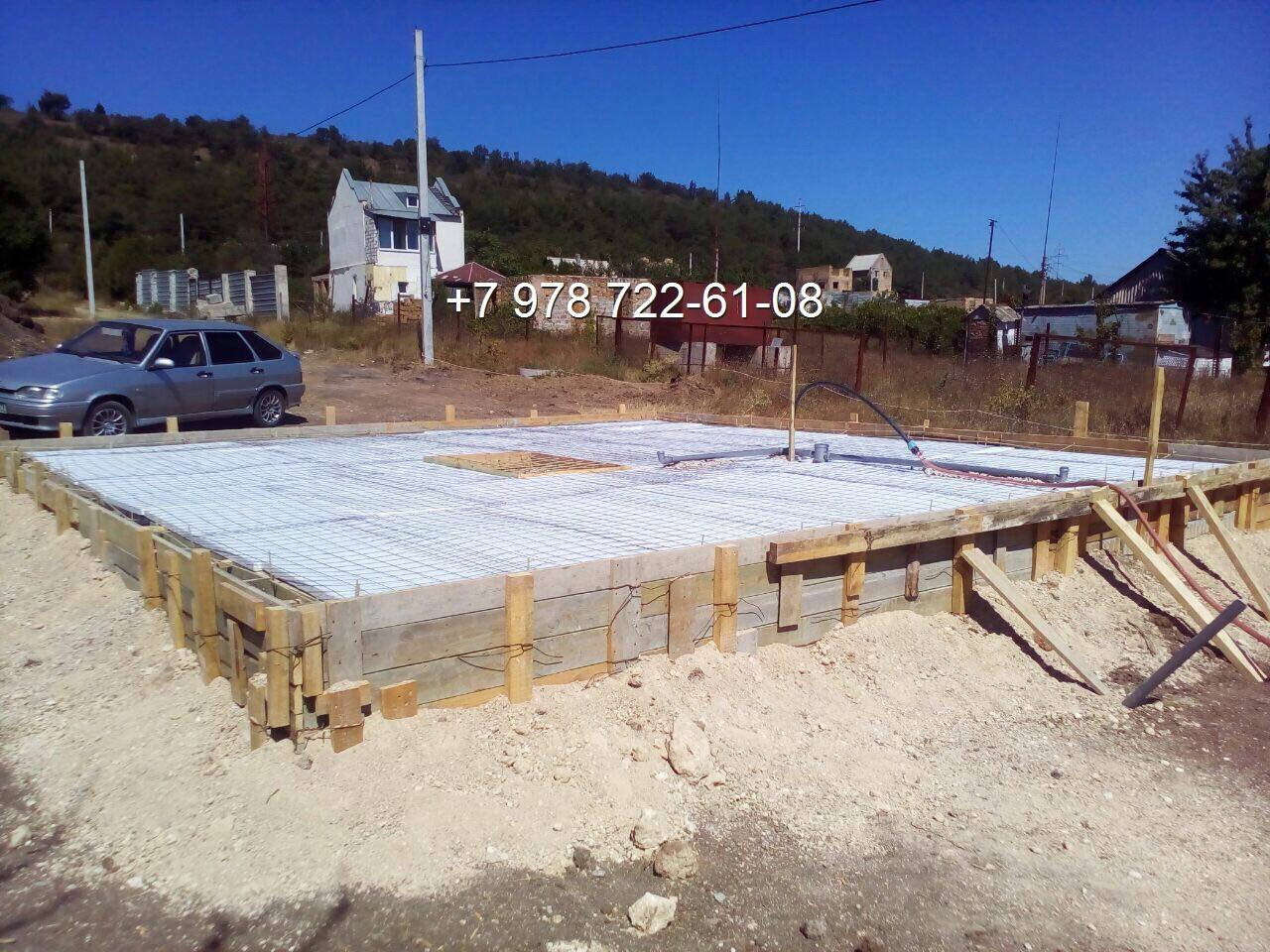 Пошаговое строительство дома из бруса своими руками