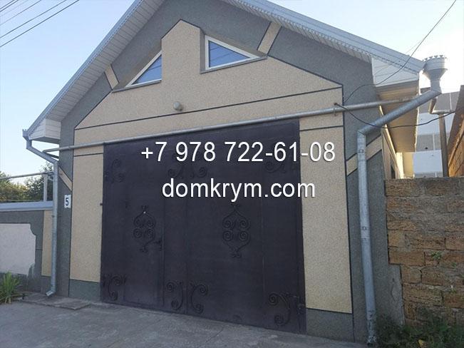 ворота для гаража в Симферополе и Крыму
