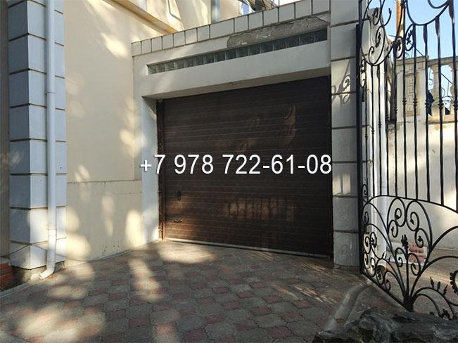 ворота для гаража Симферополь