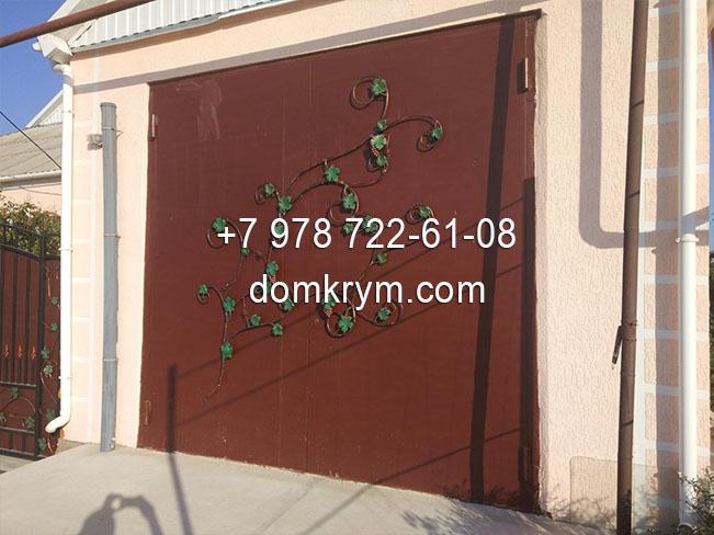 Гаражные ворота  на заказ в Симферополе Крыму