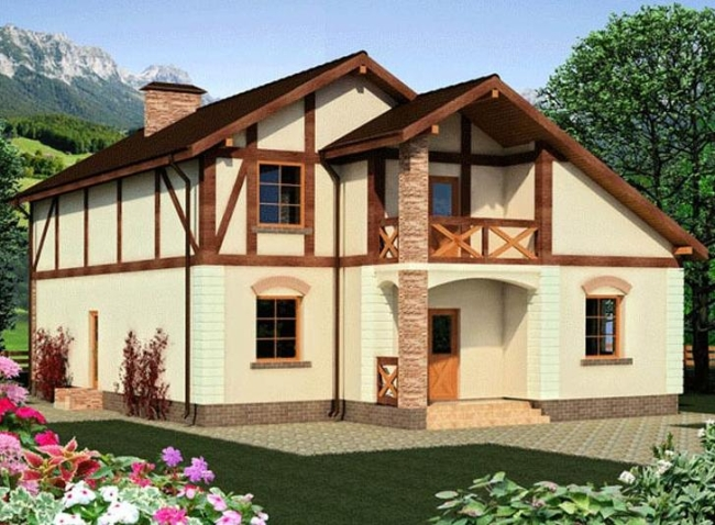Дом из газобетона строительство своими руками
