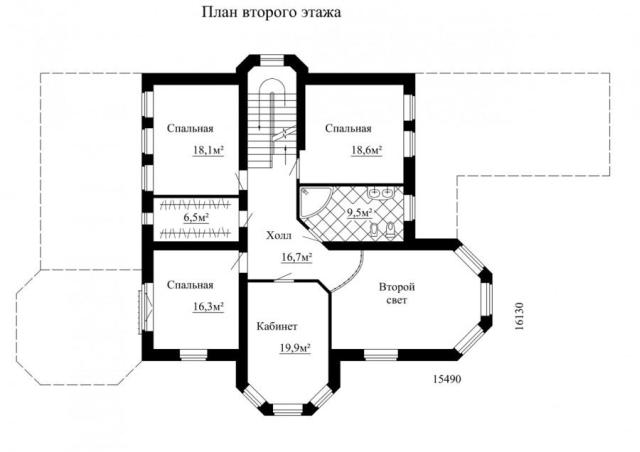 Фундамент под дом из газобетона в 2 этажа своими руками фото 656