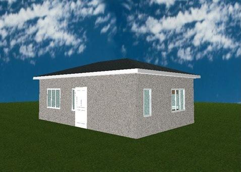 построить дом 44 кв