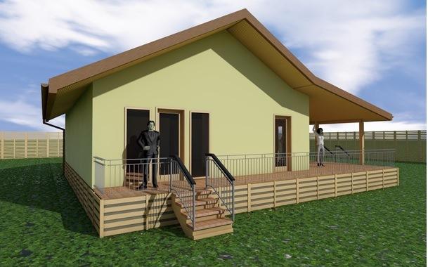 Построить дом из ракушечника в Севастополе Крым цена