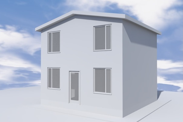 Строительство домов в Крыму цена 83 кв