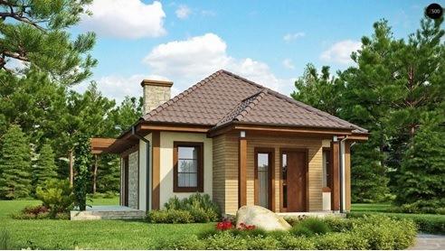 Построить дом в Крыму 64 кв