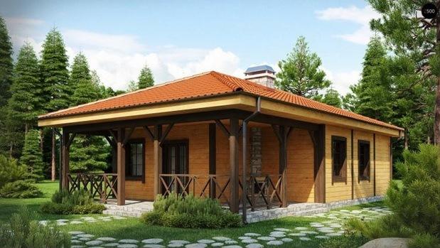 Построить дом в Крыму 77 кв