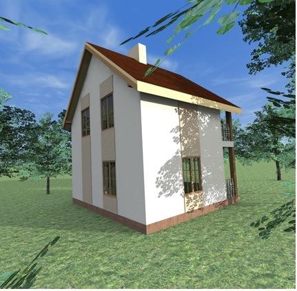 Строительство домов в Крыму цена 87 кв