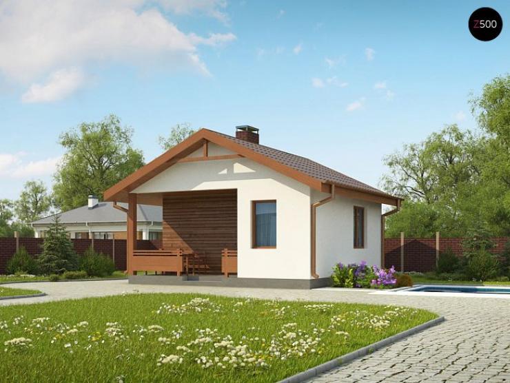 Возможность строительства одноэтажного дома в Крыму