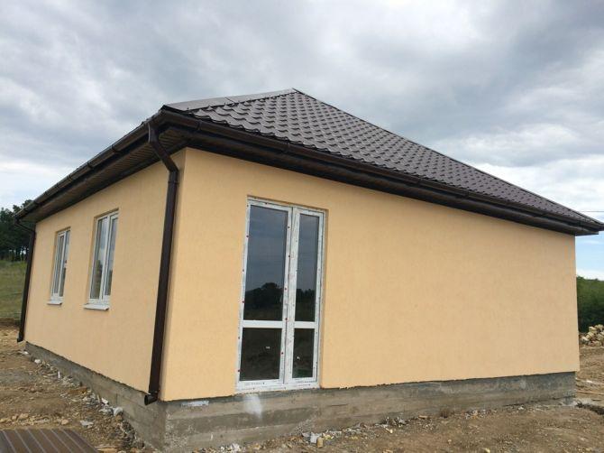Дома из СИП панелей в Симферополе под ключ, строительство, цены, проекты