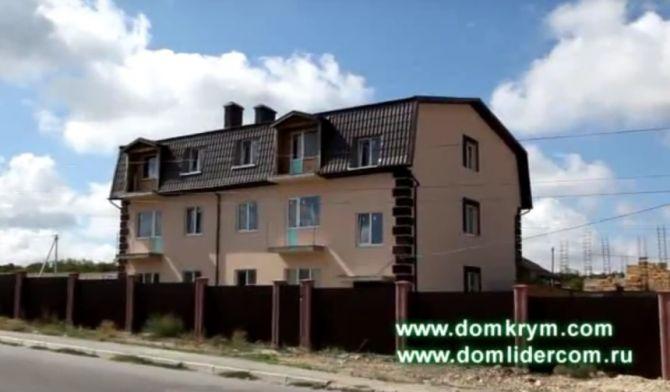 Строительство домов из ракушняка в Севастополе