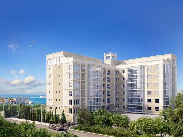 Строительство многоквартирных домов и мини гостиниц в Севастополе
